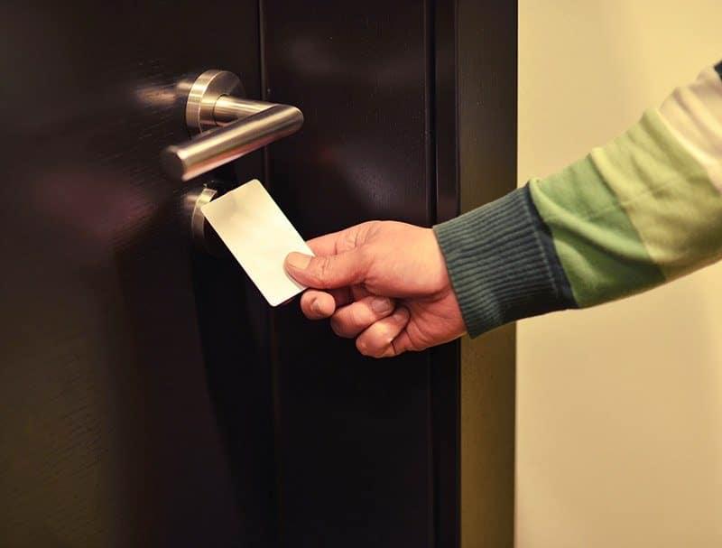Drzwi do domu inteligentnego