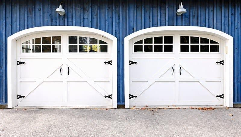 Drzwi garażowe skrzydlo rozwierane