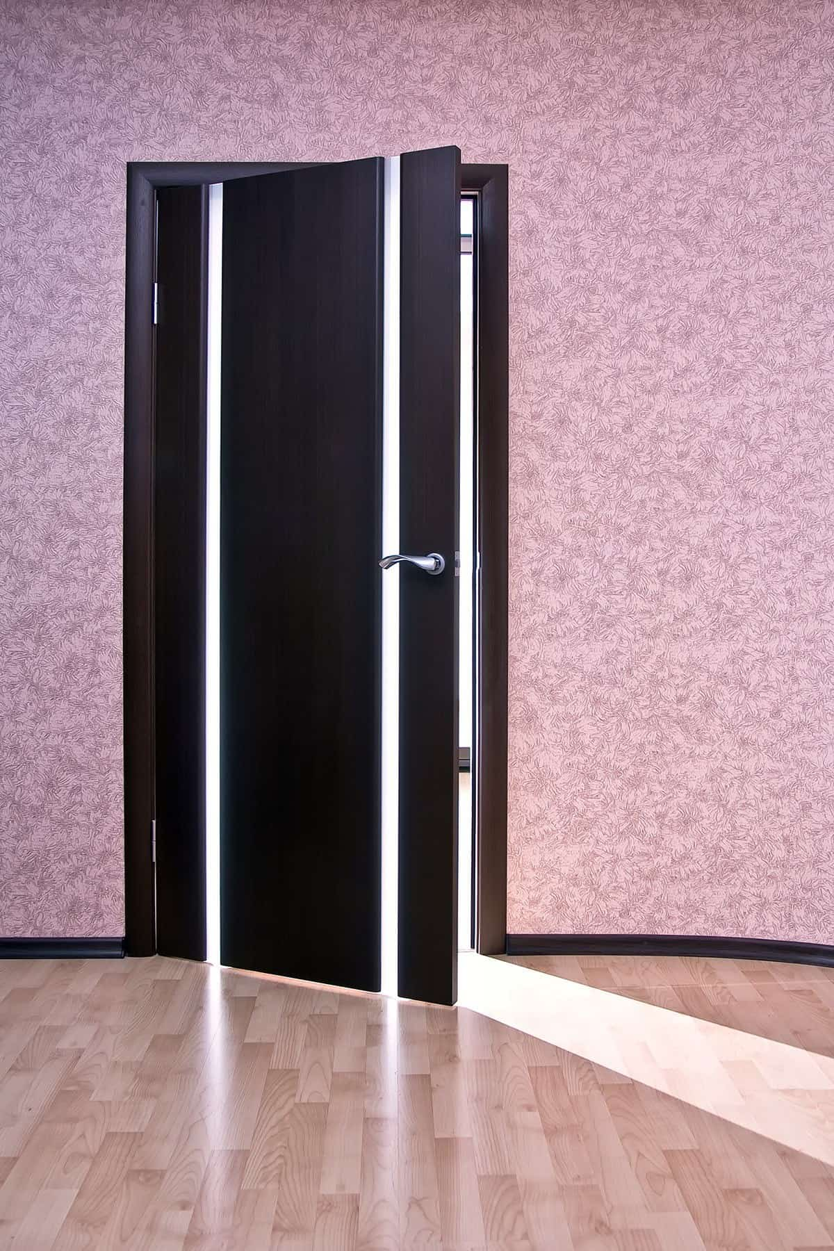 Drzwi wewnętrzne z ościeżnicą