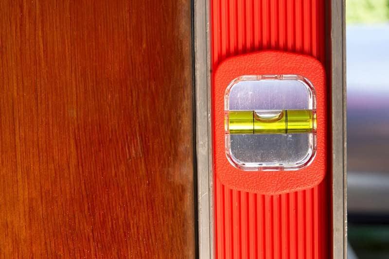 Montaż drzwi wewnętrznych - pomiary