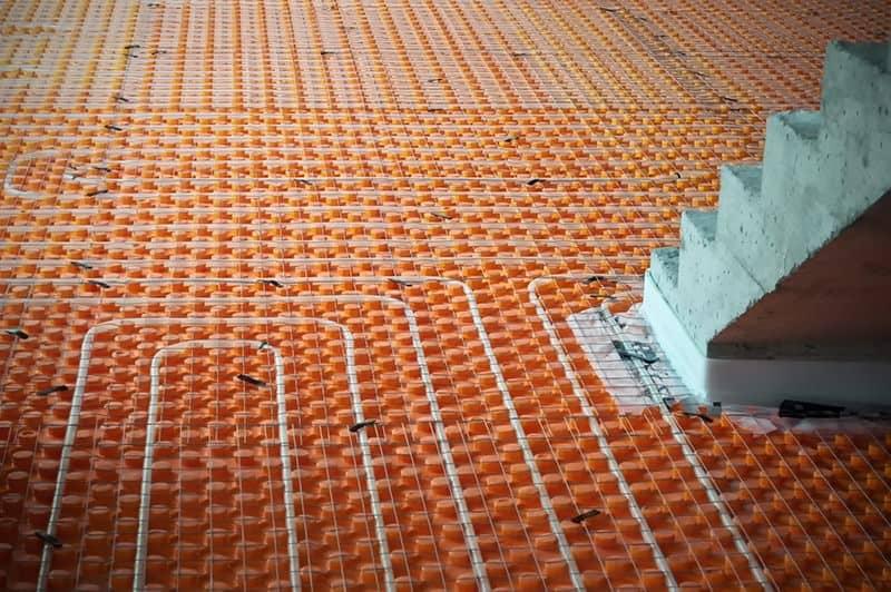 Ogrzewanie podłogowe wodne