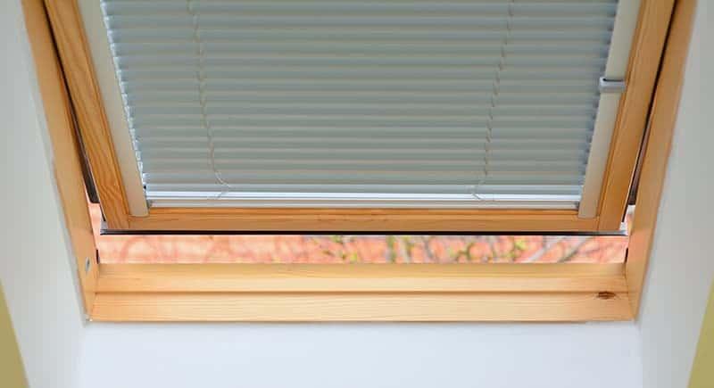 Parametry okien dachowych