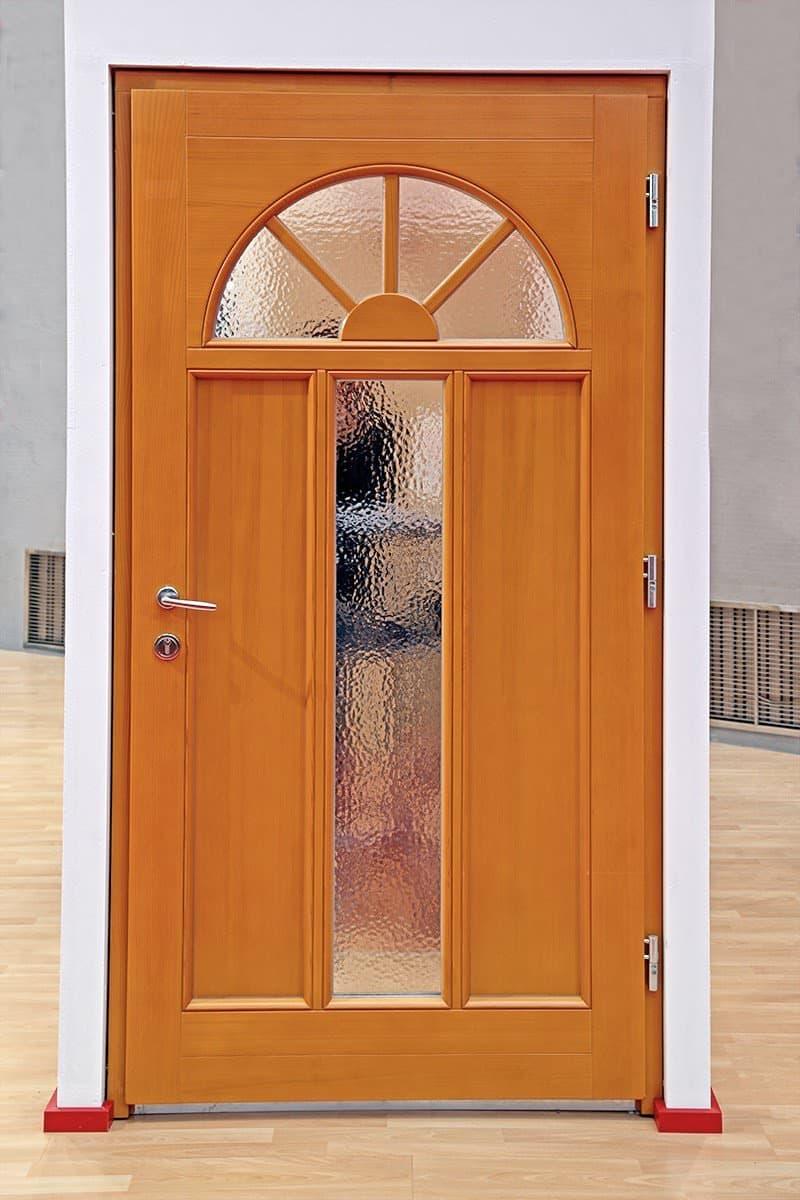 Przeszklenia w drzwiach zewnętrznych