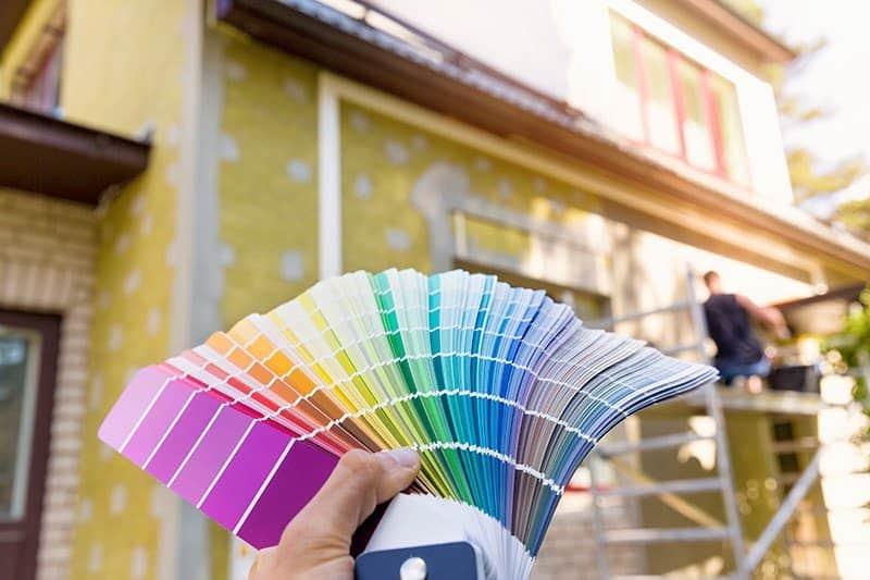 Rodzaje farb poliuretanowych i ich właściwości