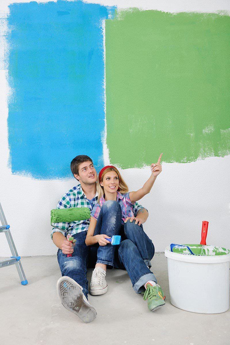 Jaka farba do jakiego pomieszczenia?