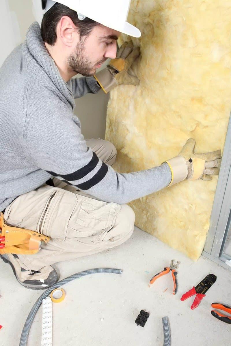 Ocieplenie domu wełną mineralną
