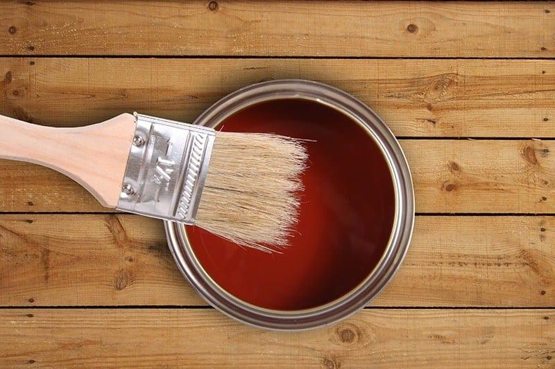 Zabezpieczenie drewnianych elementów