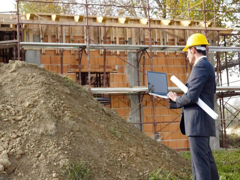 woda na dzialce 800x600 - Woda na działce budowlanej: jak budować na podmokłej parceli?