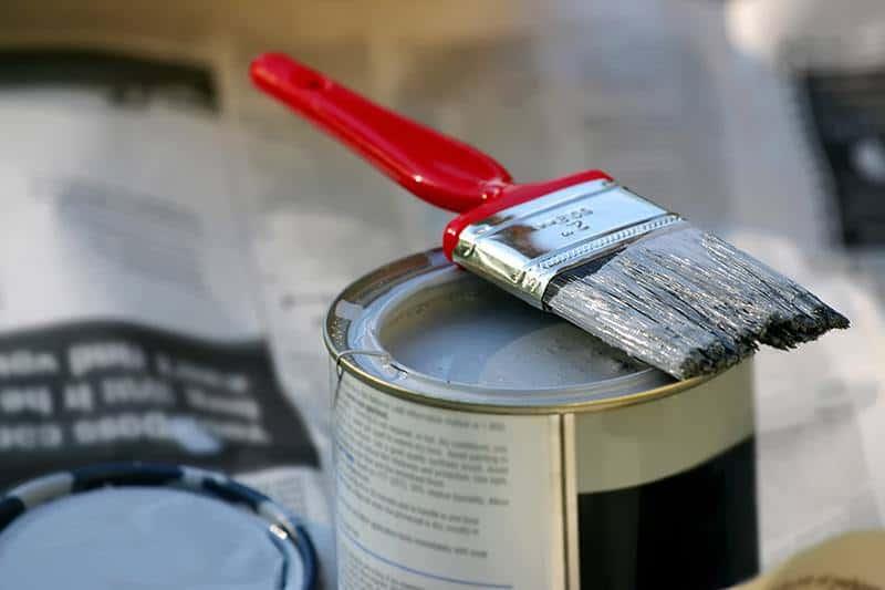 Impregnacja drewna i malowanie