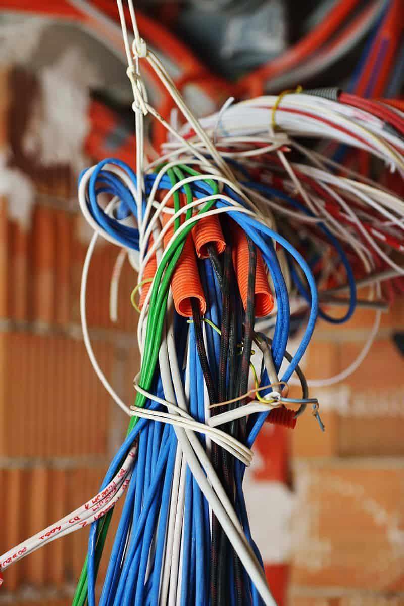 Oznaczenie przewodów elektrycznych