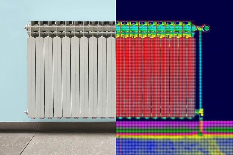 Badanie: kamera termiczna