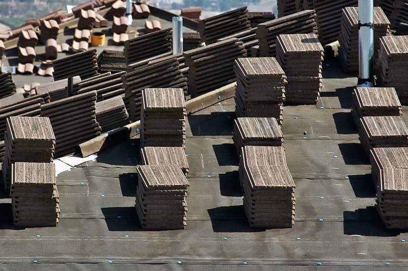 Materiały wstępnego krycia dachu