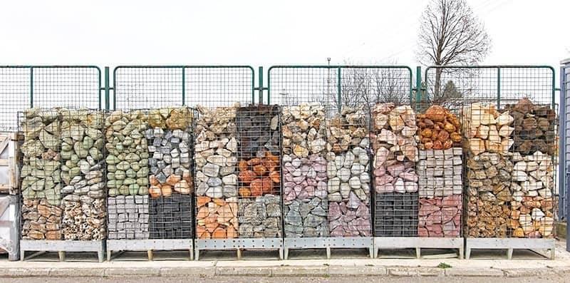 Kostka brukowa kamienna