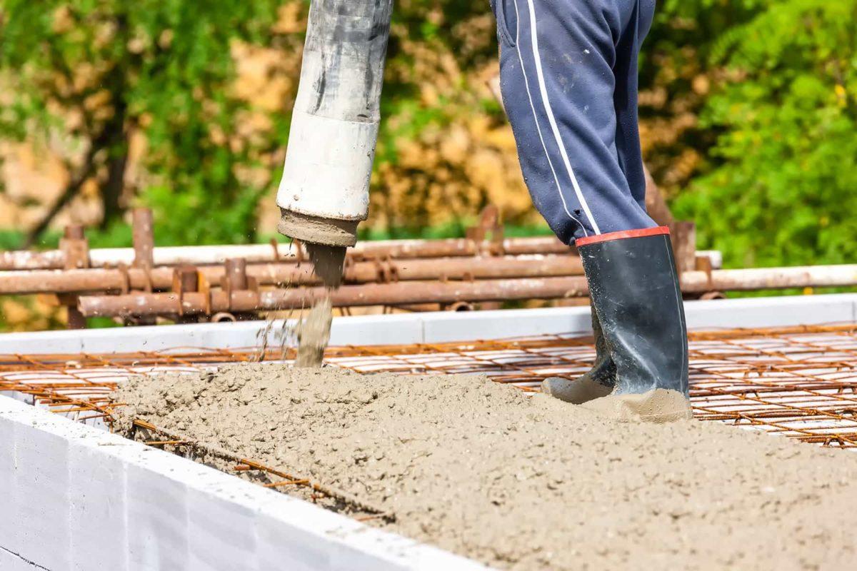 Beton do budowy domu