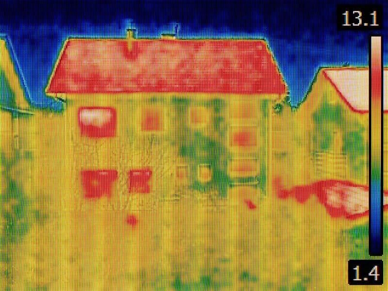 Dom z keramzytu termoizolacja