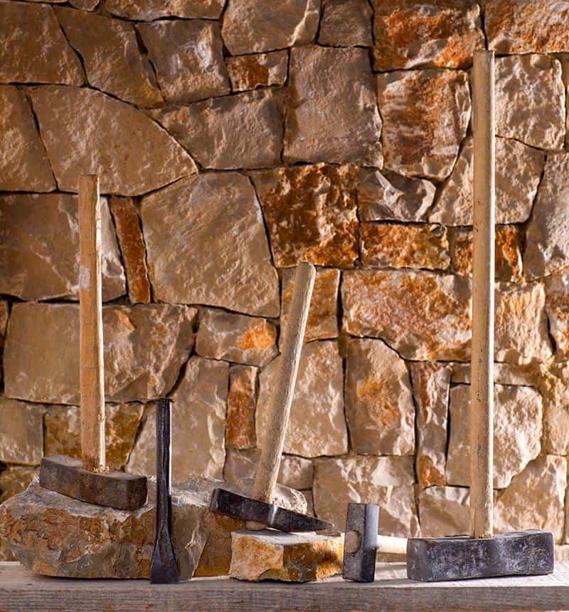 Ogrodzenie z kamienia naturalnego