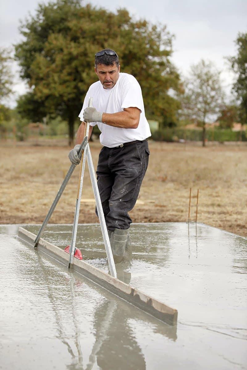 Wibrowanie betonu