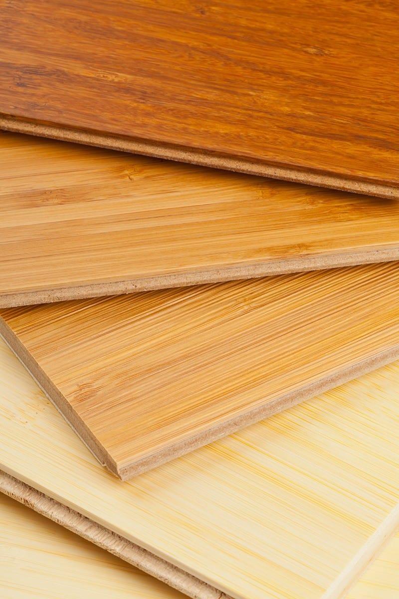 Struktura paneli podłogowych