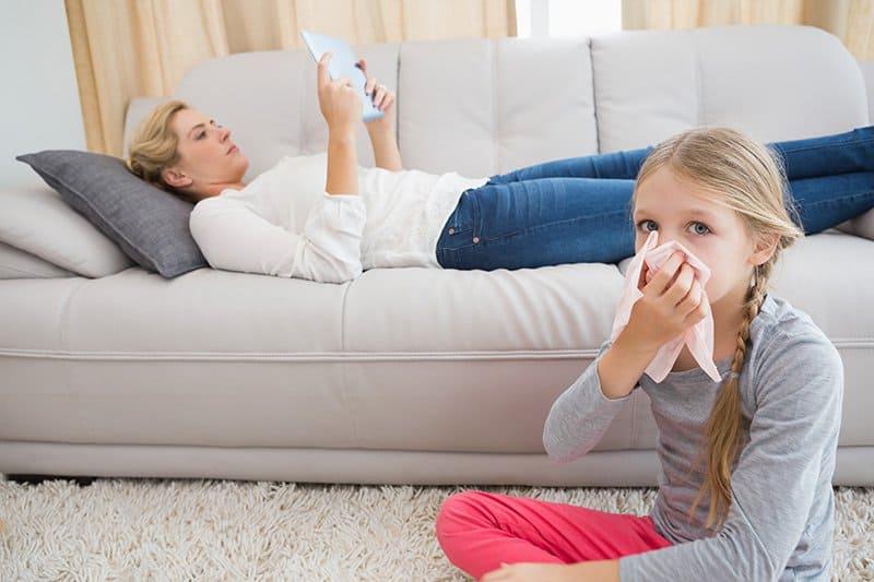 Jak i czym wykańczać dom alergika?