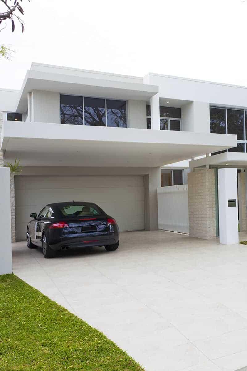 Jakie są zalety płaskiego dachu?