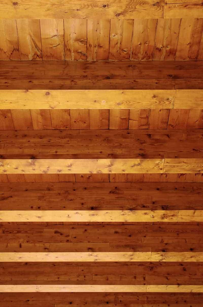 Co to jest strop drewniany?