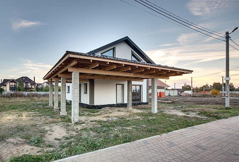 Wiata Garażowa Projekt I Budowa Wiaty Drewnianej Krok Po Kroku