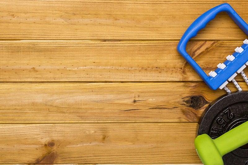 Domowa siłownia krok po kroku