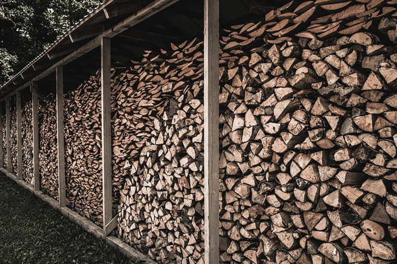 Drewutnie drewniane