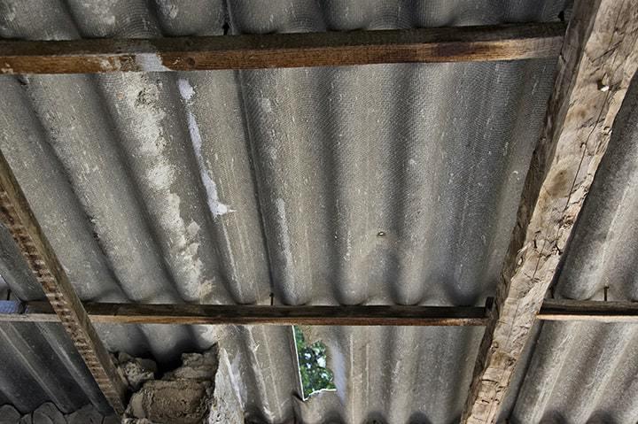 Występowanie azbestu