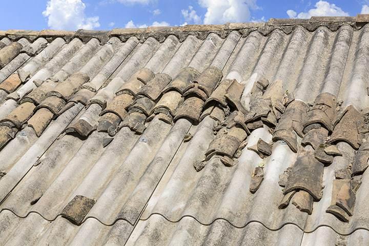 Eternit na dachu