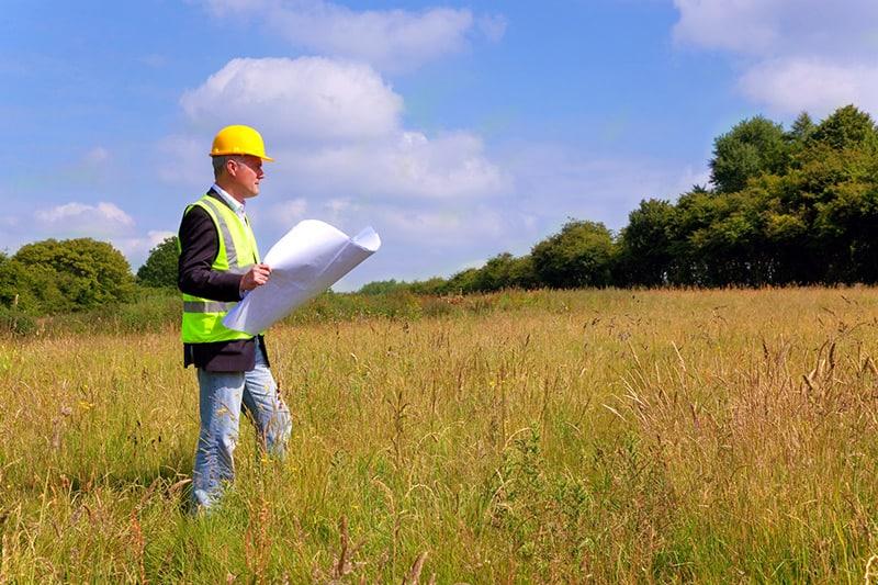 Budowa domu na działce rolnej a plan zagospodarowania