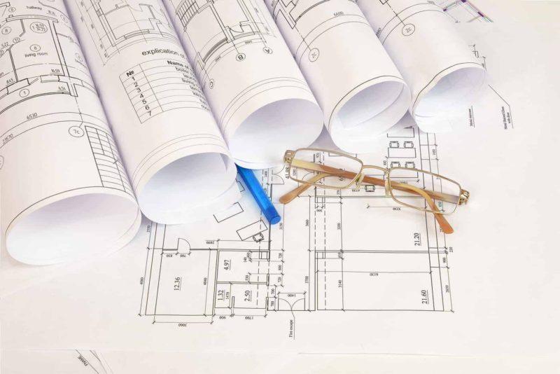projekt domu parterowego 800x534 - Projekty domów parterowych: koszt budowy, zalety i wady domu parterowego