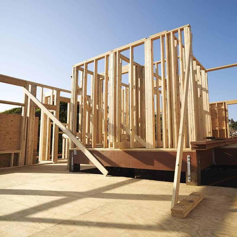 Przygotowanie drewna konstrukcyjnego