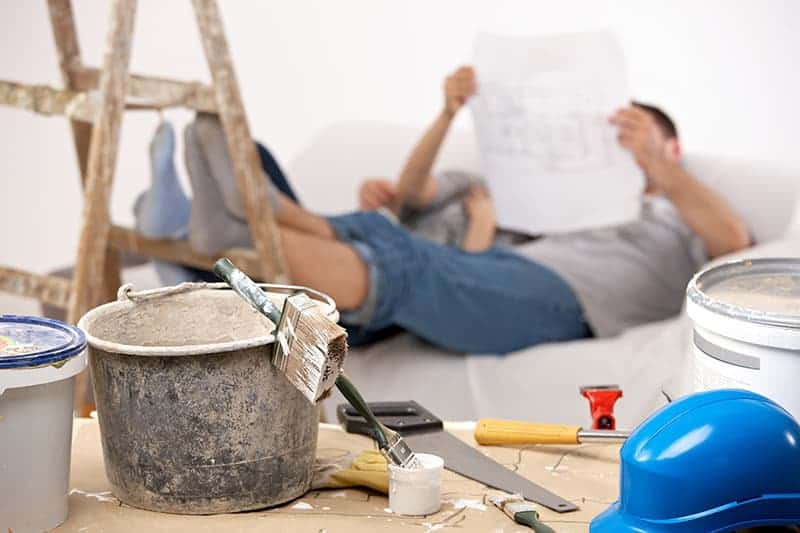 Co będzie potrzebne do malowania ścian?