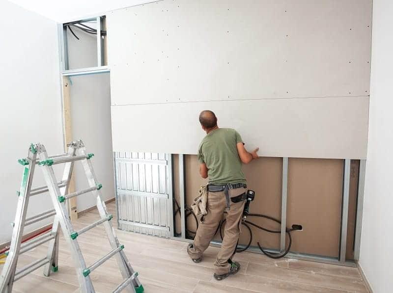Ściany działowe z porothermu