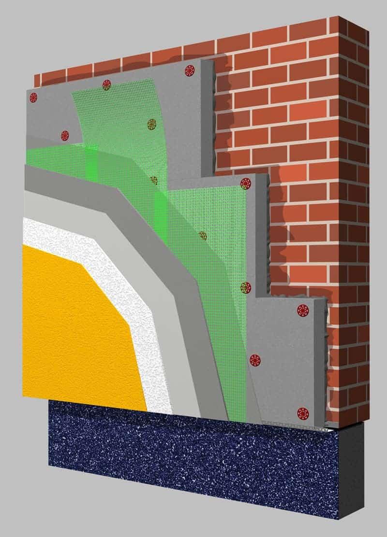 Jak zamontować styropian grafitowy?