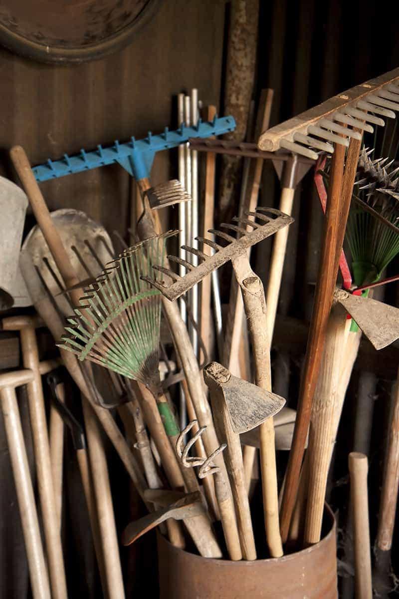 Domek na narzędzia
