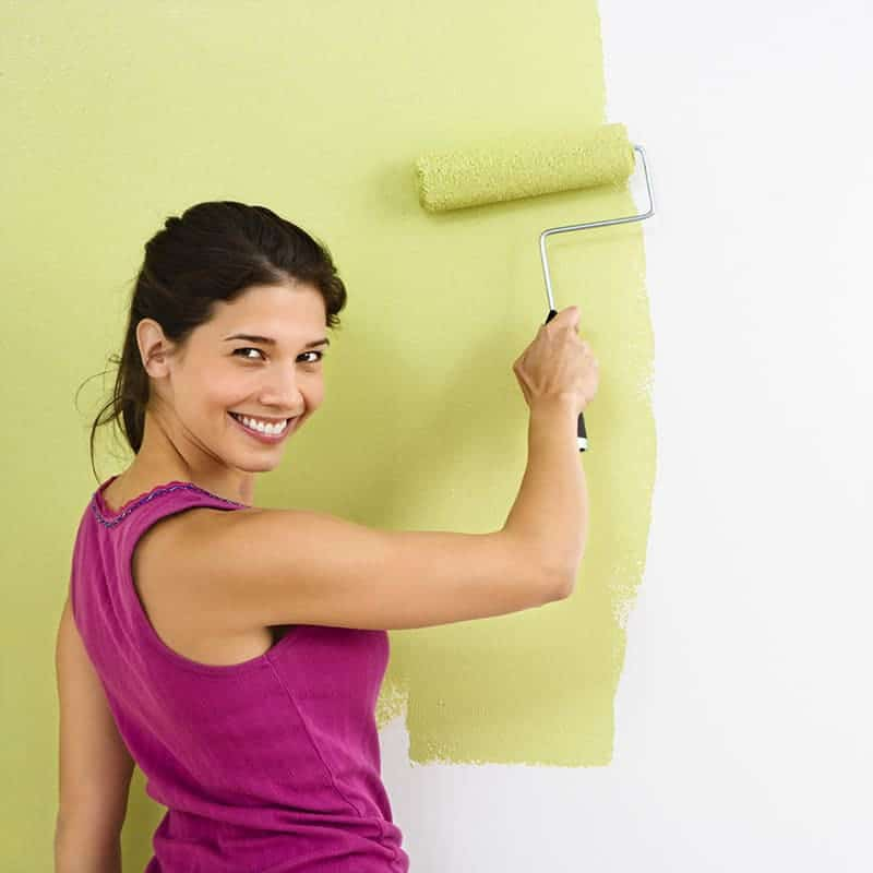 Kolory farb do kuchni i łazienki