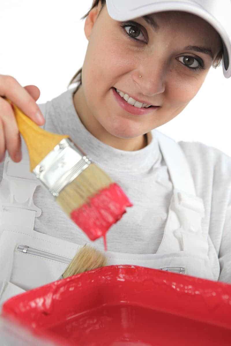 Farba do kuchni i łazienki parametry