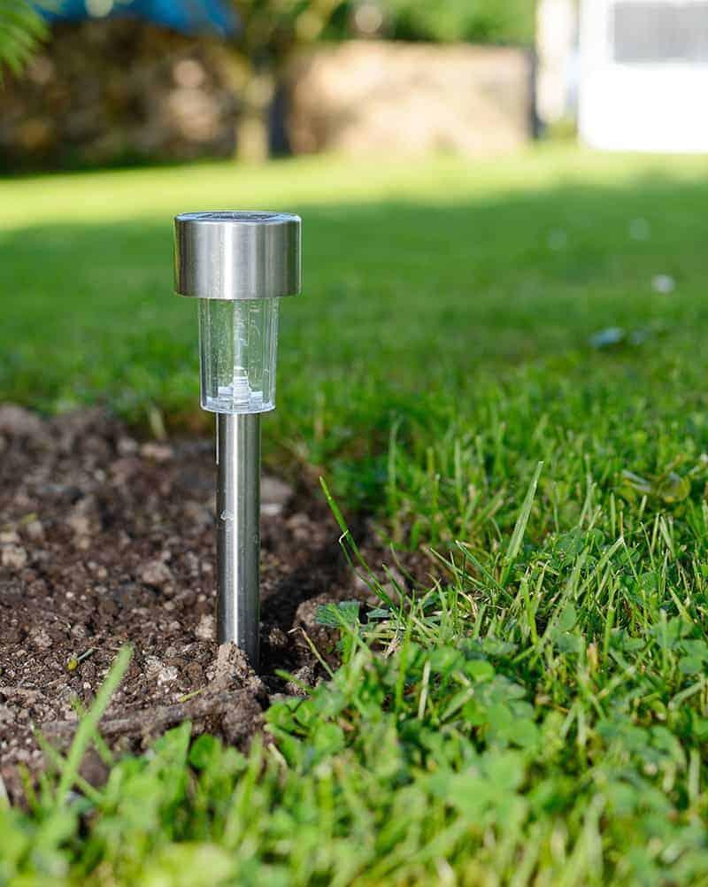 Rodzaje lamp ogrodowych