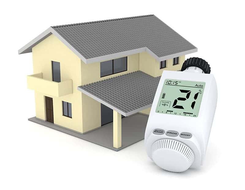 Ogrzewanie akumulacyjne a powierzchnia domu
