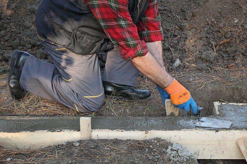 Błędy przy budowie ław fundamentowych