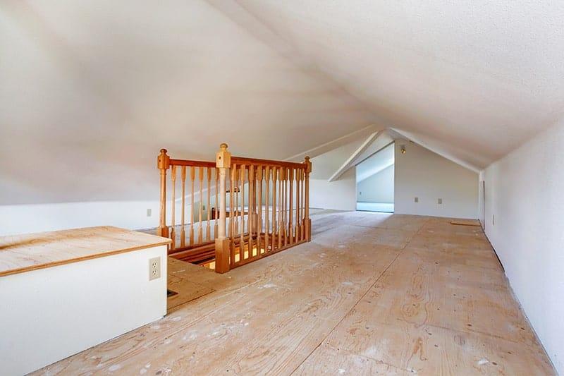 Pomieszczenia niskie