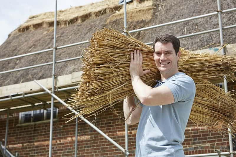 Rola rusztowania na budowie domu