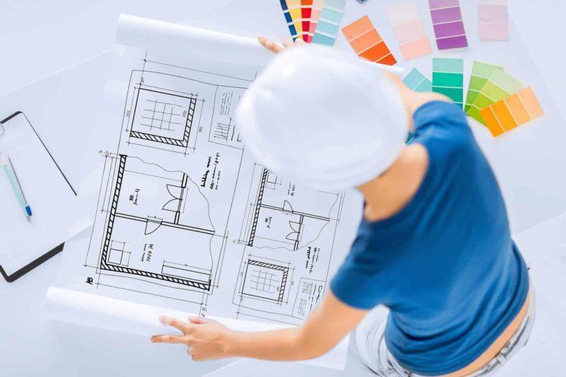 projektowanie wnetrz 800x533 - Projektowanie wnętrz: najważniejsze zasady aranżacji wnętrz