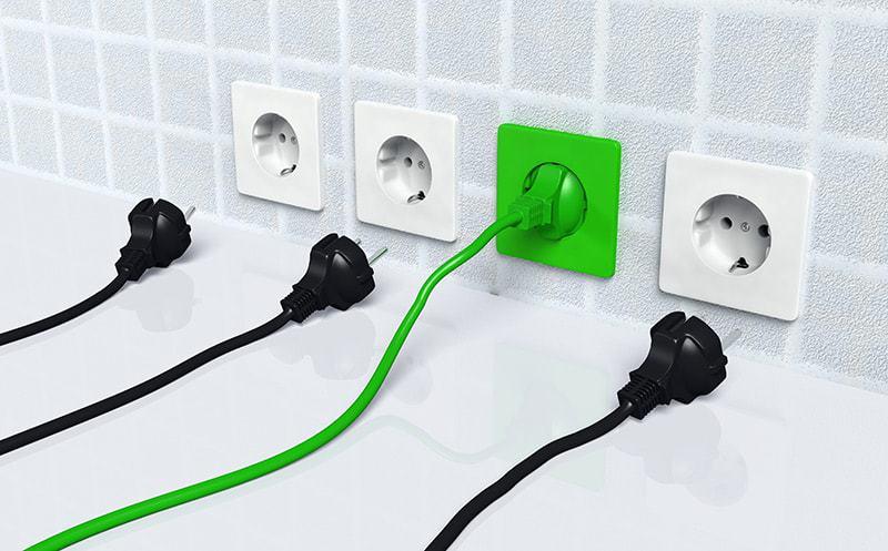 Jak dzieli się gniazdka elektryczne?