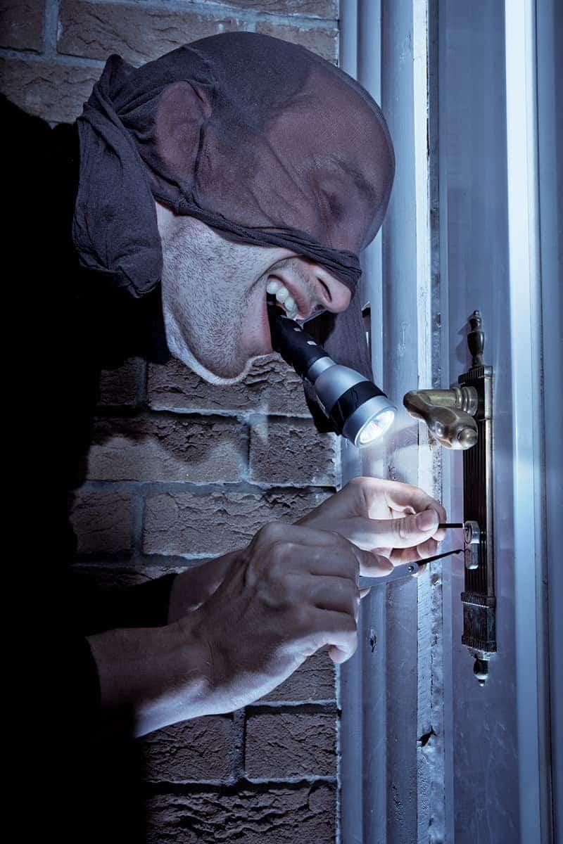 Drzwi antywłamaniowe klasy