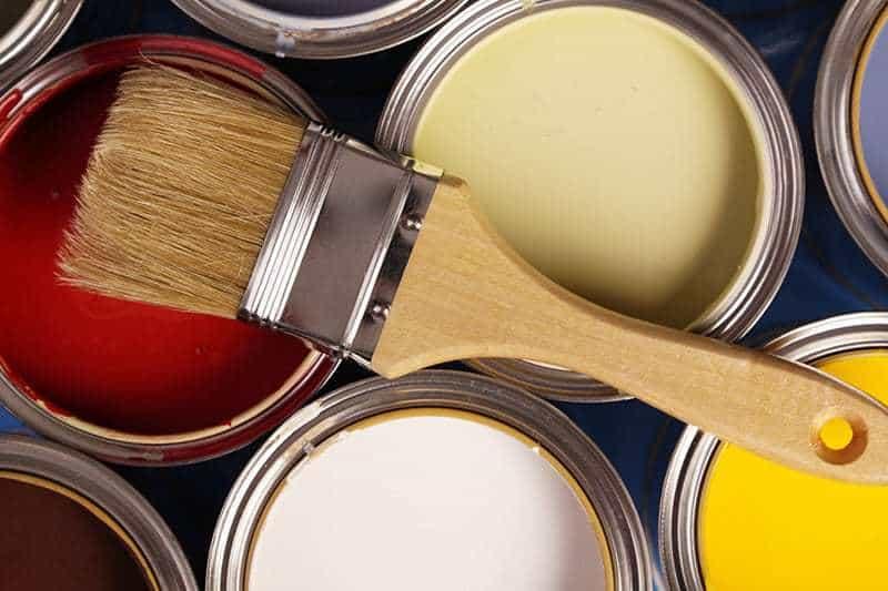 Do jakich farb można stosować pigmenty?