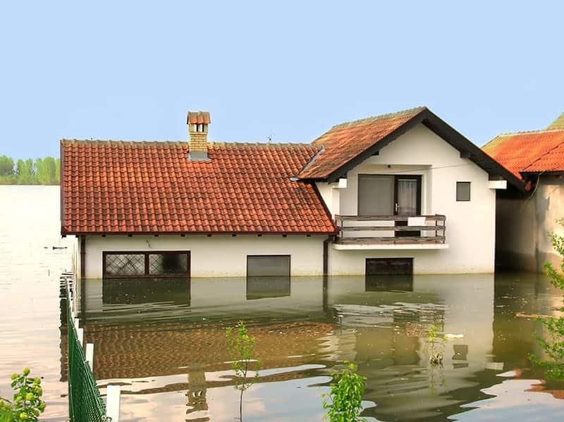 Ubezpieczenie domu na terenie zalewowym