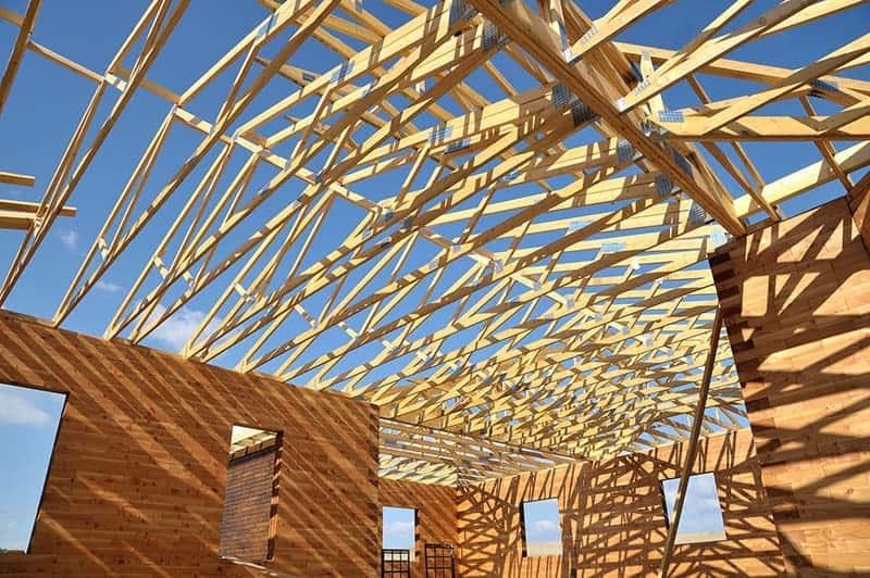 Konstrukcje z drewna klejonego warstwowo